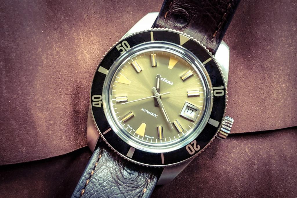 Retras Dive Watch