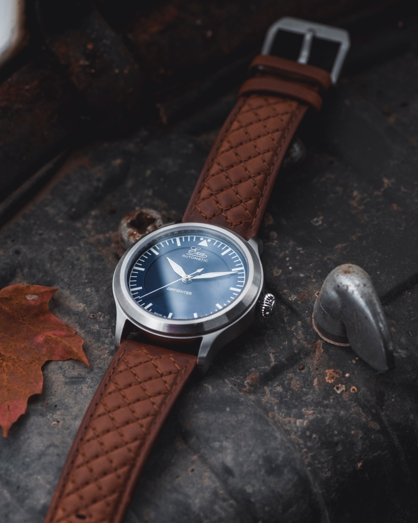 Eza Air Fighter Microbrand Watch Review