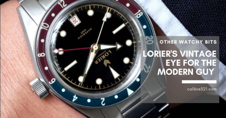 Lorier Watches Microbrand Watch Reviews