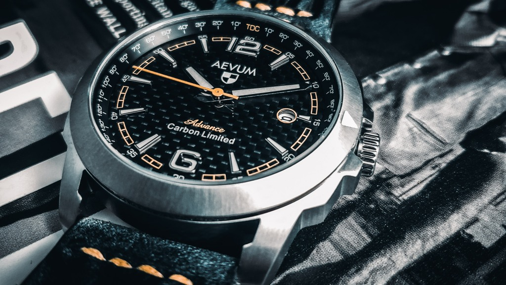 Aevum Advance Limited Carbon Fiber Microbrand Watch Review