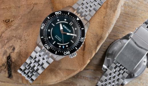 Borealis Watch Company Microbrand Review Cascais V2 Olisipo Neptuno