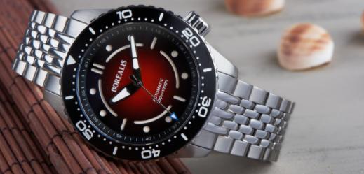 Borealis Watch Company Neptuno Review Microbrand