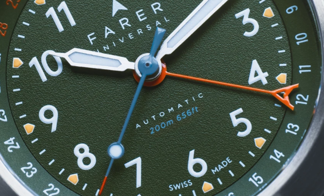 Farer Field Watch Collection Microbrand Watch Review