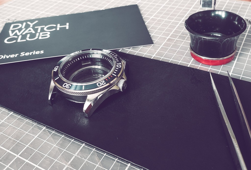 DIY Watch Club Microbrand Dive Watch Review