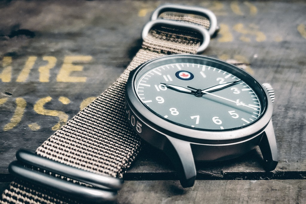 Whitby Watch Company Avro Pilot Flieger Microbrand Watch Review