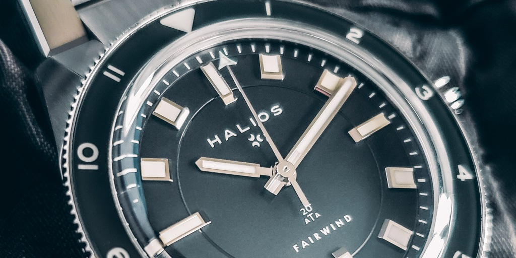 Halios Fairwind Jason Lim Microbrand Watch Review