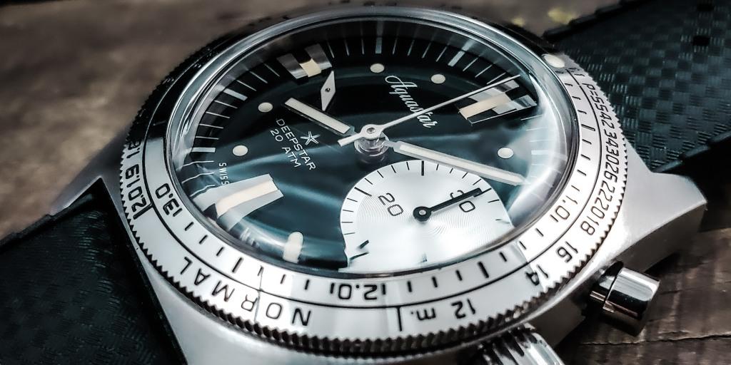 Aquastar Deepstar Microbrand Watch Review