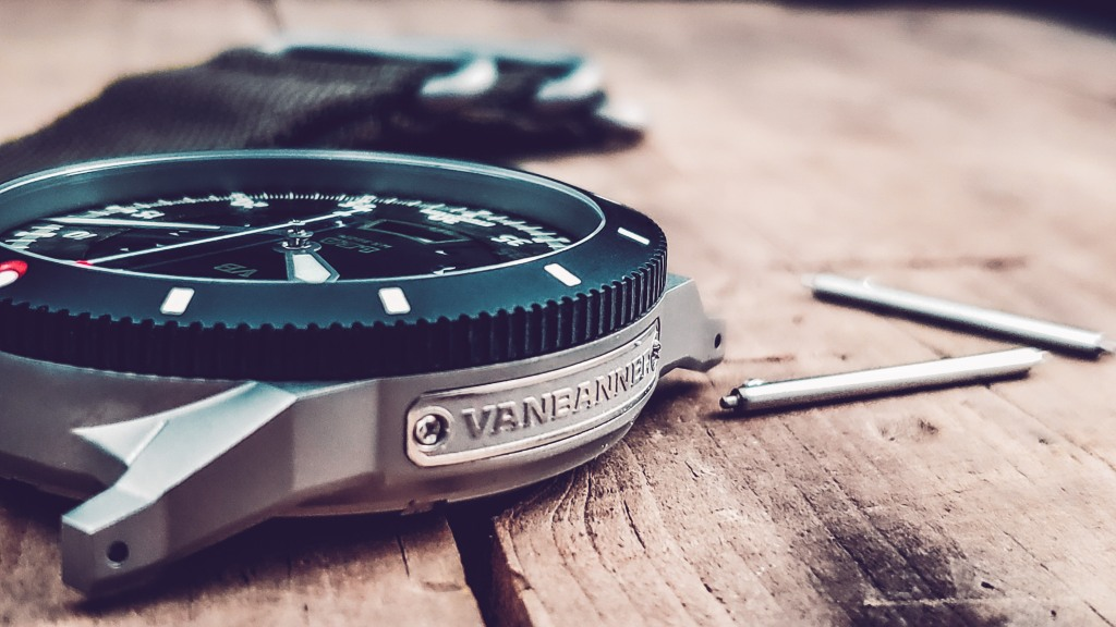 Vanbanner LEA Microbrand Field Watch Review