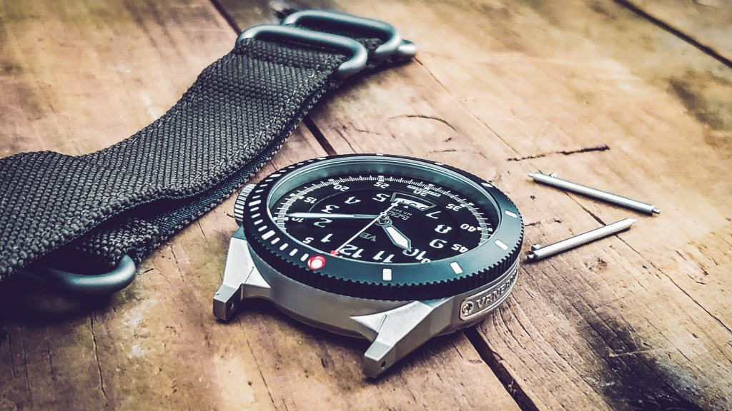 Vanbanner LEA Microbrand Field Watch Review