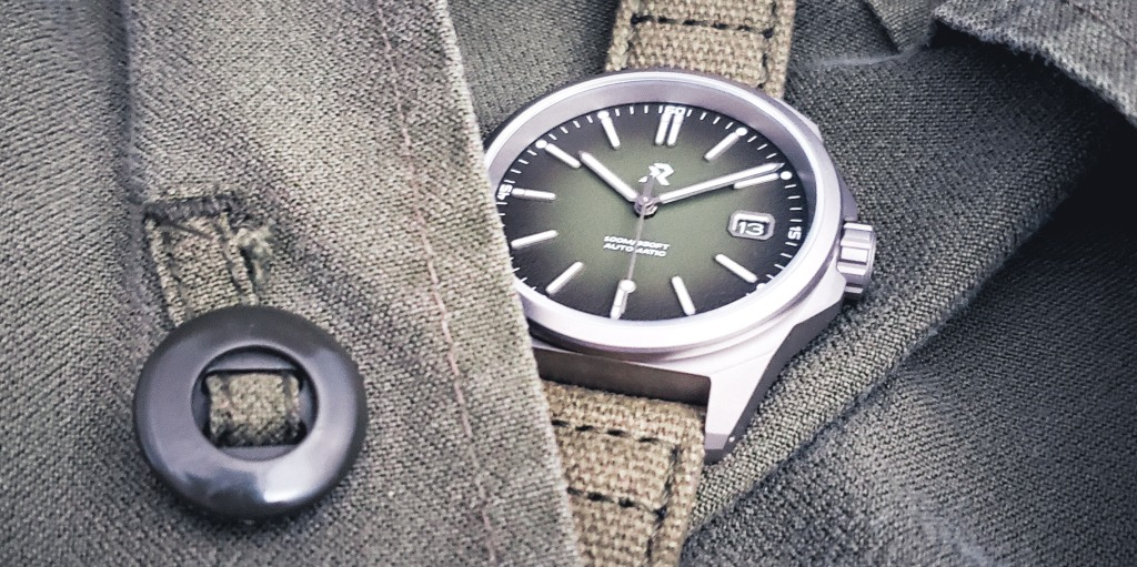 RZE Reise Resolute Field Watch Microbrand Review