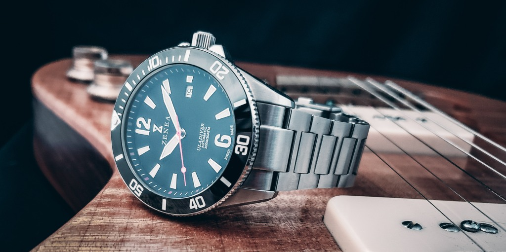 ZENEA Ula Diver Microbrand Watch Review