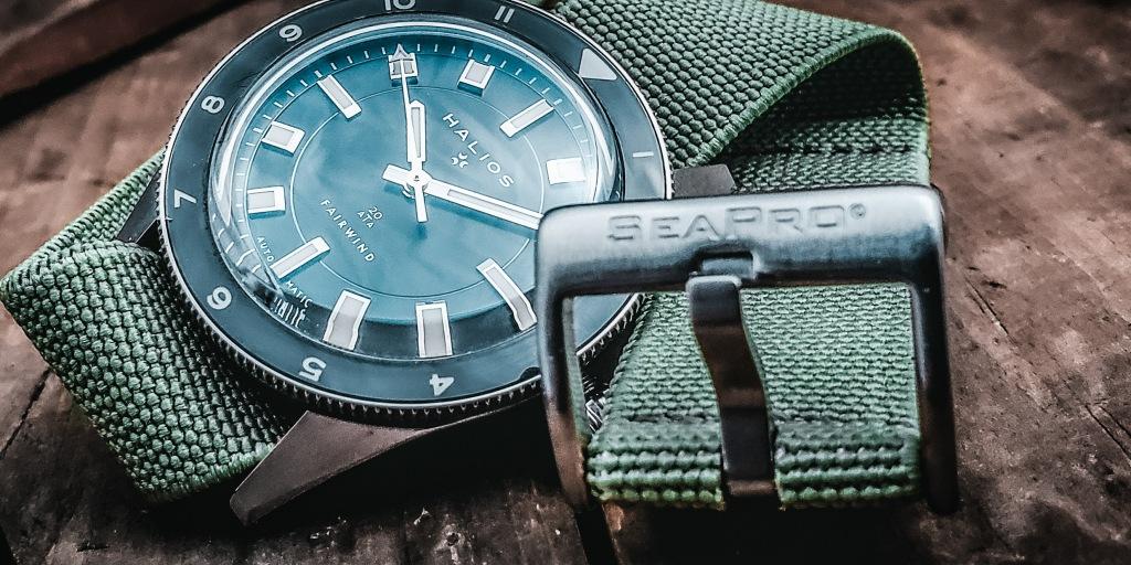SWC MILSPEC SeaPro Combat Issue G10 NATO Strap