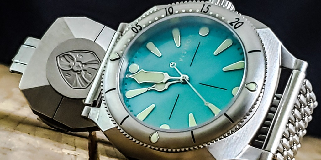 Visitor Duneshore Shallows Microbrand watch Review
