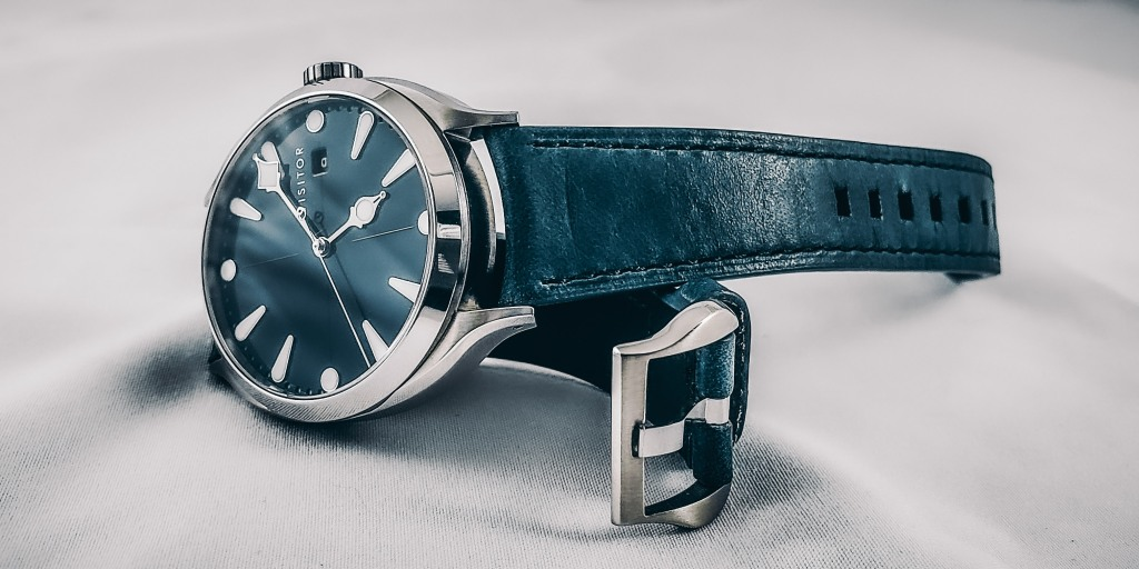 Visitor Watch Company Linden Dress Watch Microbrand Review