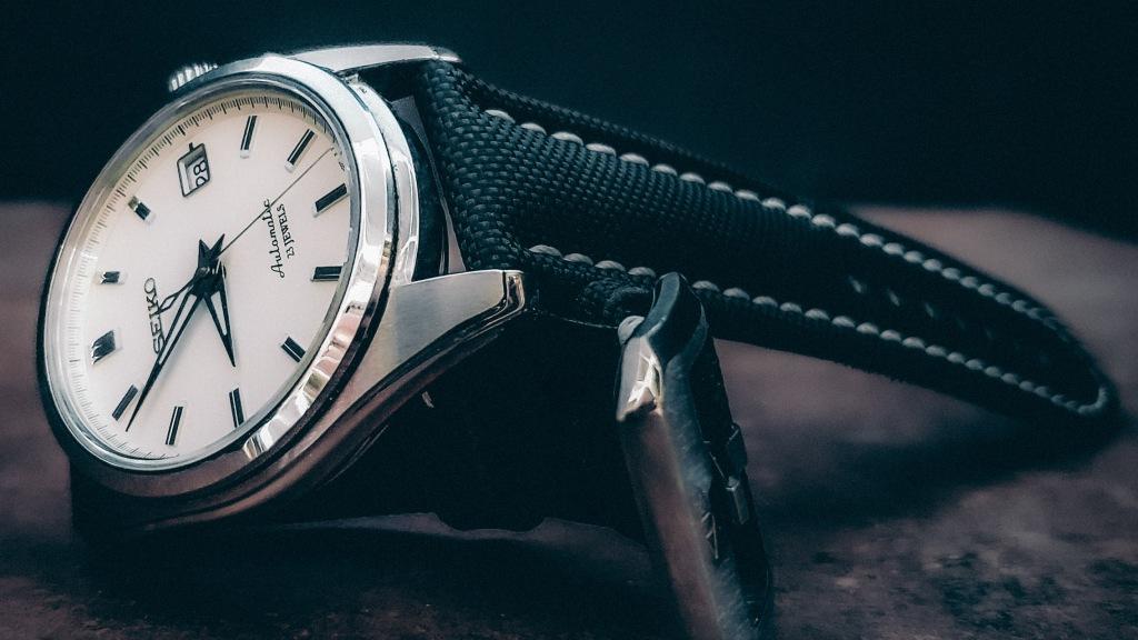 Artem Sailcloth Watch Strap Review