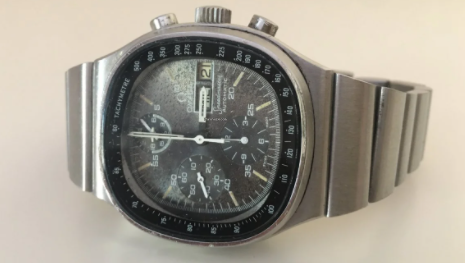Omega Speedmaster TV Dial Brew Metric Microbrand Watch Review