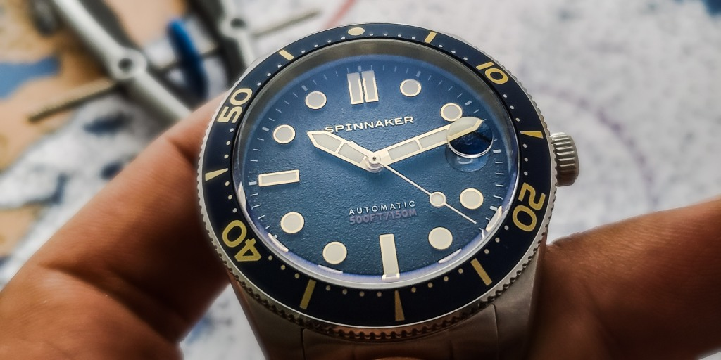 Spinnaker Croft Mid-Size Microbrand Watch Review