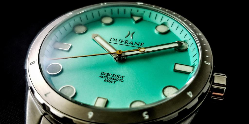 DuFrane Deep Eddy Microbrand Watch Review