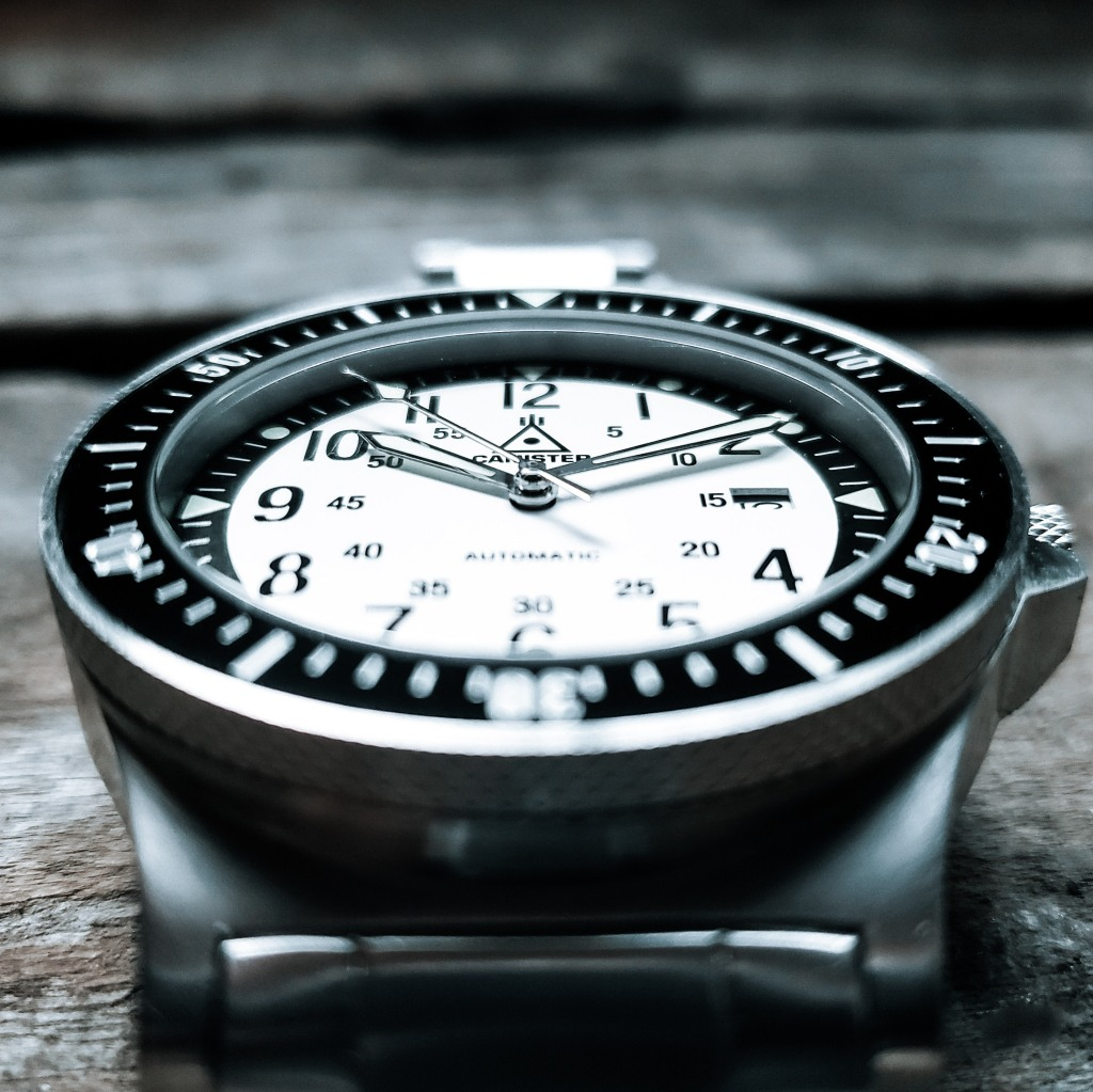 Canister Fieldmaster Microbrand Watch Review