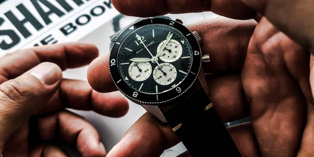 Dan Henry 1963 Pilot Chronograph 40mm Microbrand Watch Review