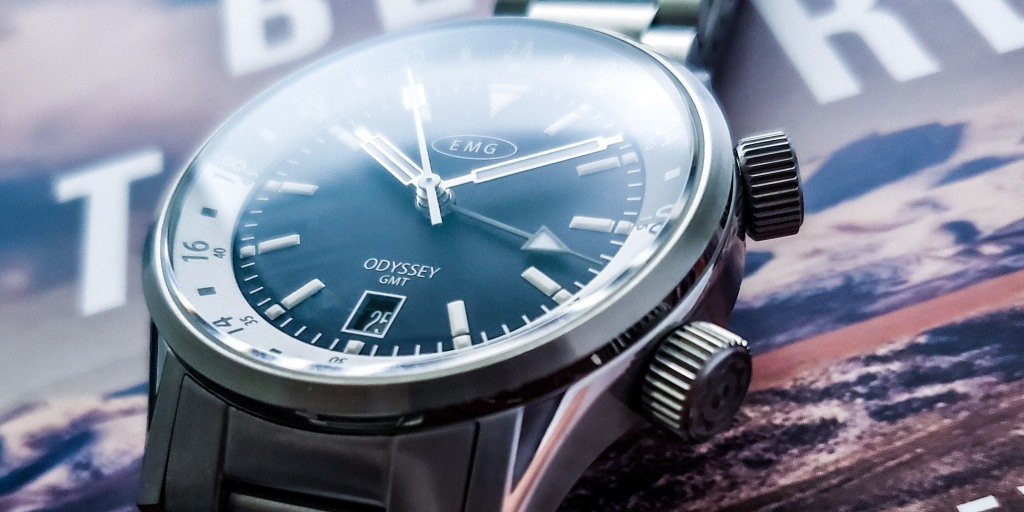 EMG Watches Odyssey GMT Microbrand Review