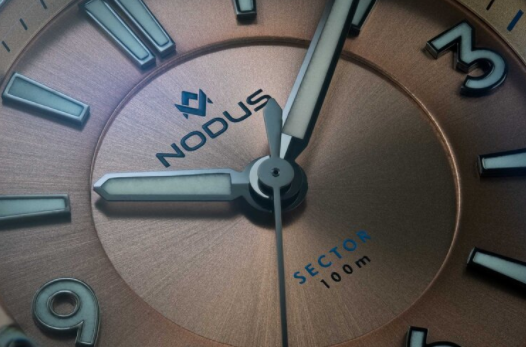 Nodus Sector Sport Microbrand Watch Review