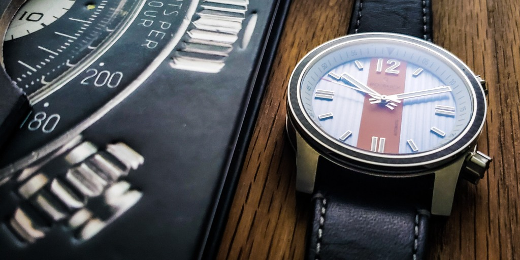 Roebuck Diviso Microbrand Watch Review