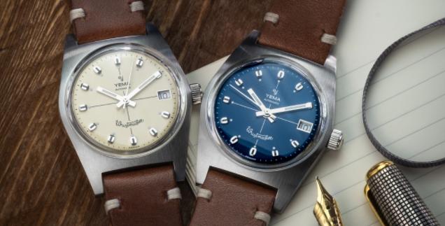 YEMA Wristmaster Adventurer Kickstarter Launch MIcrobrand Watch Review